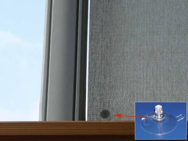 Sonnenschutz / Sonnensegel am Fenster